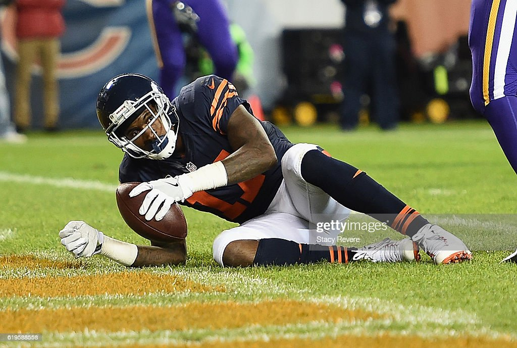 Minnesota Vikings v Chicago Bears : Nachrichtenfoto