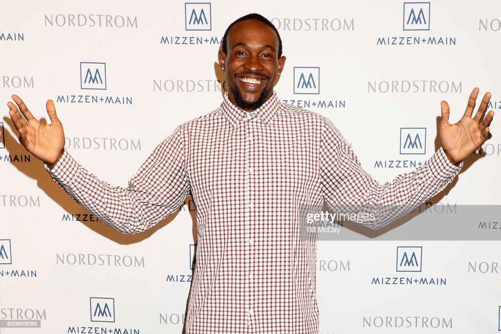 Alshon Jeffery Personal Appearance for Mizzen and Main at Nordstrom The Plaza at King of Prussia
