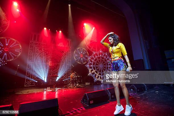 MIA also known as Mathangi Arulpragasam performs at the Danforth Music Hall in Toronto July 18th 2013