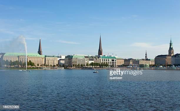 Alstersee, Hamburg