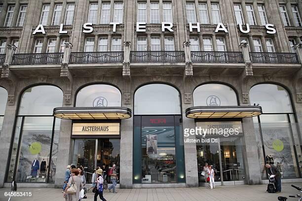 Alsterhaus in Hamburg