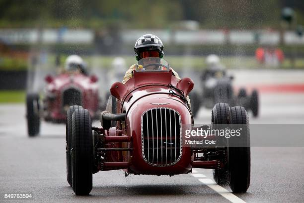 Alta 2 Litre Single seater in the Goodwood Trophy at Goodwood on September 8th 2017 in Chichester England