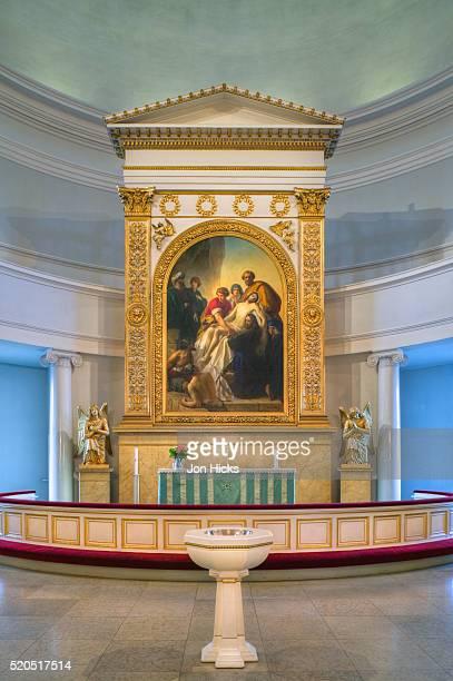 Altar in Great Church