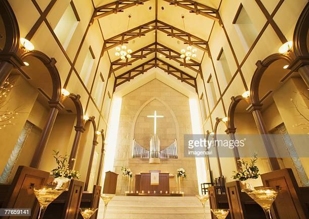 altar - 礼拝堂 ストックフォトと画像