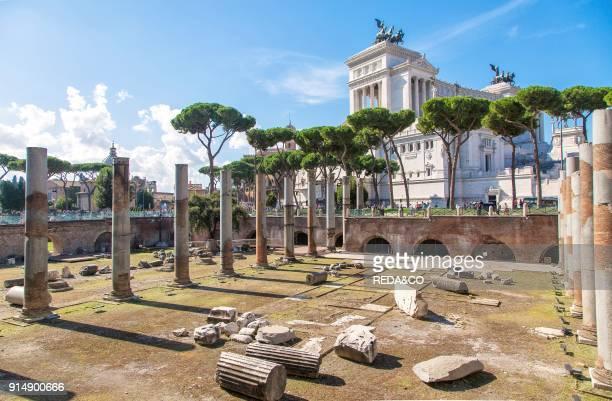 Altare della Patria Rome Lazio Italy Europe