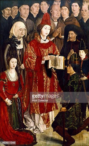 Altarpiece of St Vincent 1460 From the Museu Nacional de Arte Antiga Lisbon Portugal