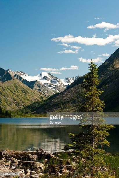 Altay: Multinskoe Lake