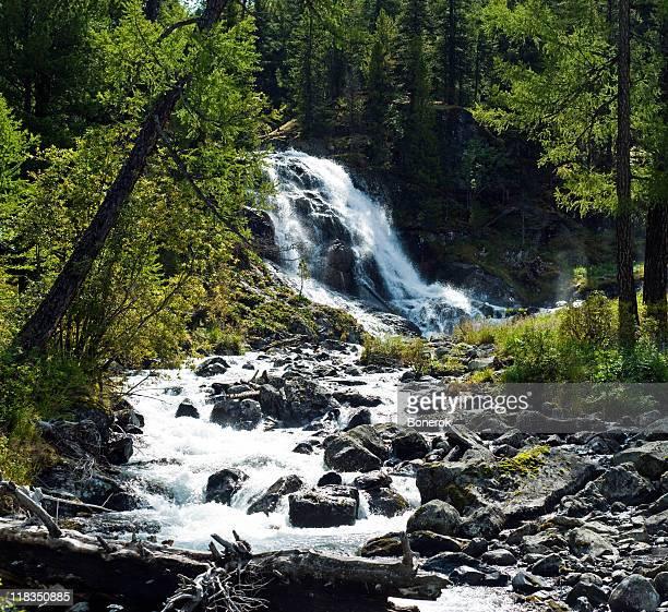 Altay: Waterfall