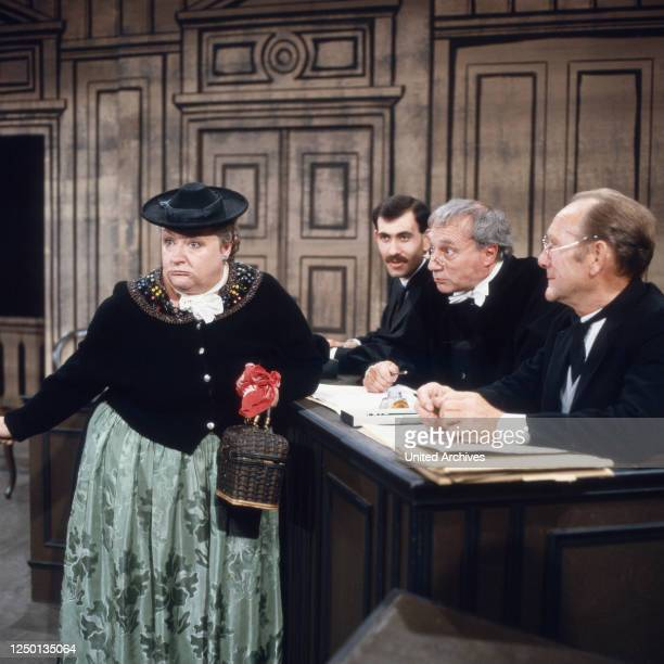 Altbayerische Miniaturen, Fernsehserie, Deutschland 1983, Darsteller: Hansi Zacher, Norbert Gastell .