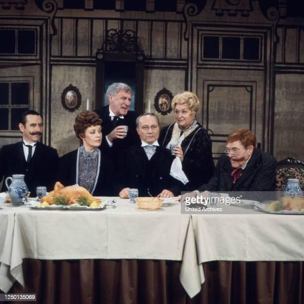 Altbayerische Miniaturen, Fernsehserie, Deutschland 1983, Szenenfoto.