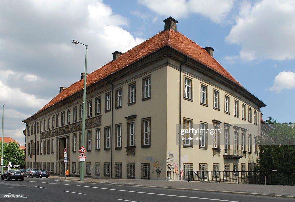 Alte Münze Am Mühlendamm In Berlin Mitte Pictures Getty Images
