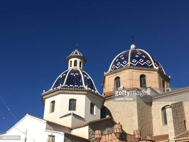 Altea, Costa Blanca, Alicante, Spain