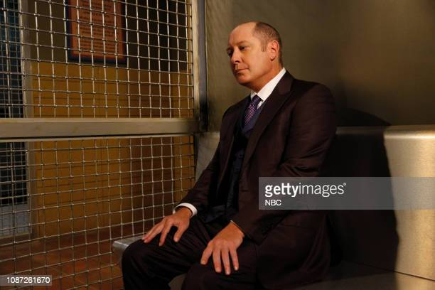THE BLACKLIST Alter Ego Episode 605 Pictured James Spader as Raymond Red Reddington