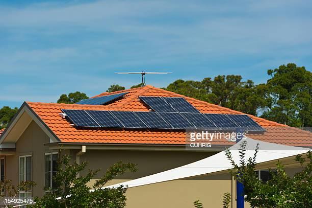 Alternative Energy Australia Solar on Roof