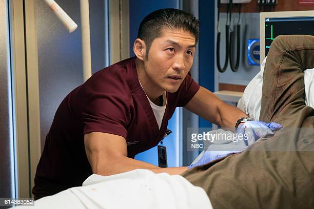 MED Alternative Medicine Episode 206 Pictured Brian Tee as Ethan Choi