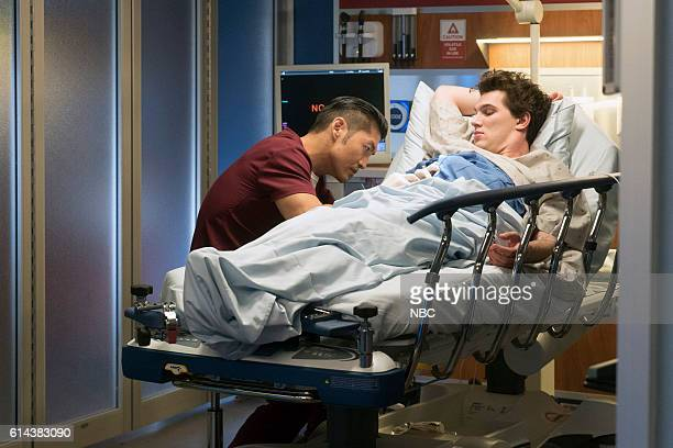 MED Alternative Medicine Episode 206 Pictured Brian Tee as Ethan Choi Nick Marini as Danny