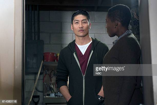 MED Alternative Medicine Episode 206 Pictured Brian Tee as Ethan Choi Mildred Marie Langford as Cynthia Fisher