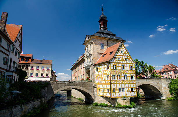 Altes Brückenrathaus, Bamberg, Bavaria, Germany