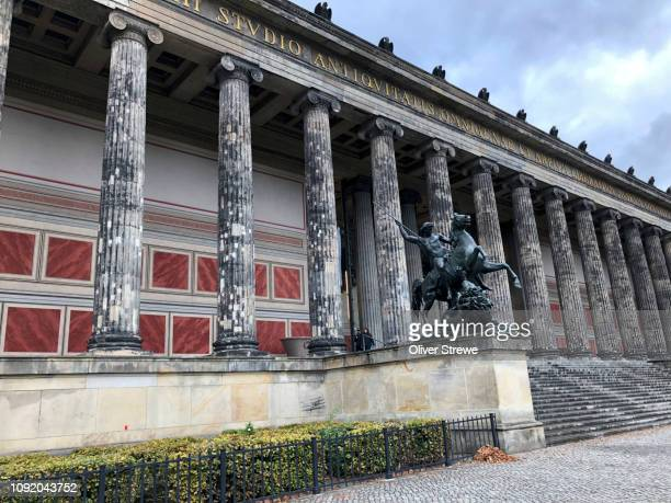altes museum museum island it houses