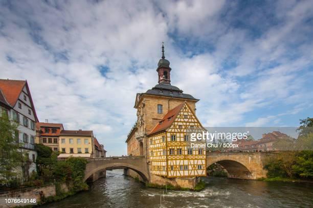 Altes Rathaus (Town Hall), Bamberg.