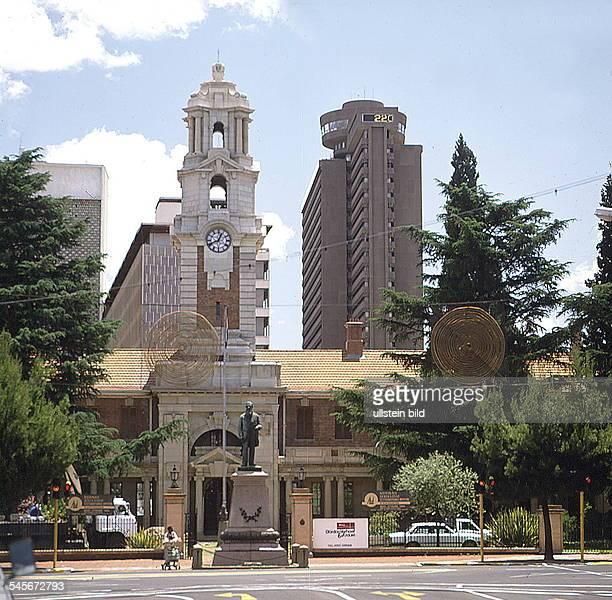 Altes Regierungsgebäude in Bloemfontein- o.J.