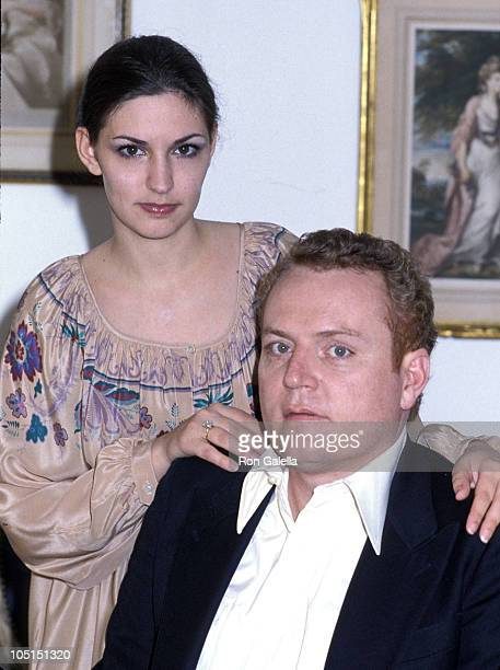 Althea Flynt and Larry Flynt during Exclusive Photo Session in the Flynt home March 11 1979 at Flynt Home in Los Angeles California United States