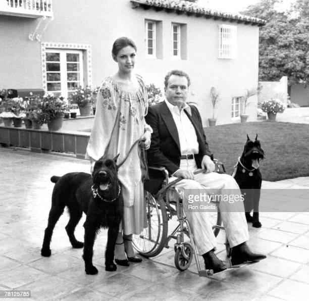 Althea Flynt and Larry Flynt