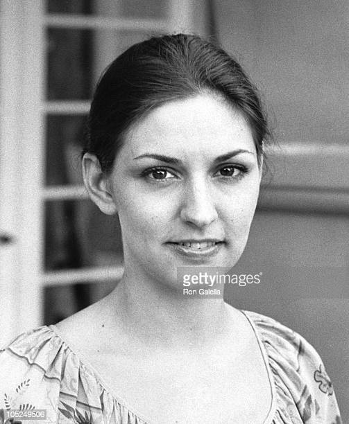 Althea Flynt during Exclusive Photo Session in the Flynt home - March 11, 1979 at Flynt Home in Los Angeles, California, United States.