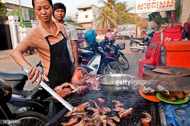 CONTENT] Although dog meat is not widely popular in Cambodia there is an increase in demand for it created by larger numbers of Chinese and South...