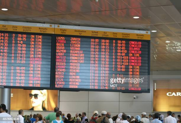 Although most flights were reinstated Friday morning Lufthansa and its subsidiaries along with several other European carriers still listed...