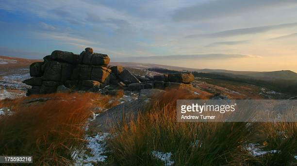 CONTENT] Although only 500 metres from the nearest road Black Tor readily conveys the wilderness and bleakness of Dartmoor in winter Here a 08 second...