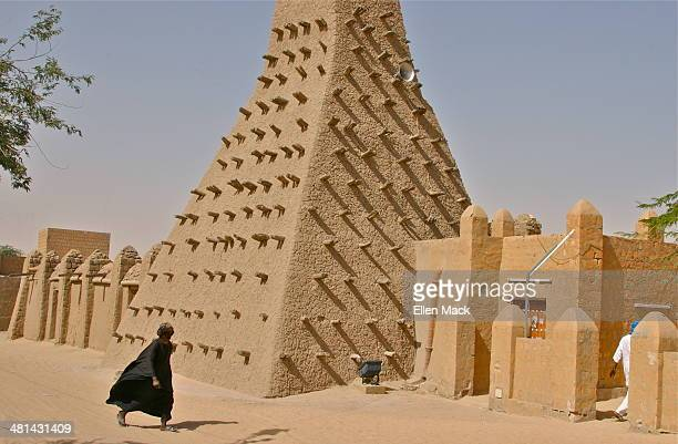CONTENT] Although Timbuktu's place in history is based on its commercial as well as its scholarly achievements it is three of its mosques that in...