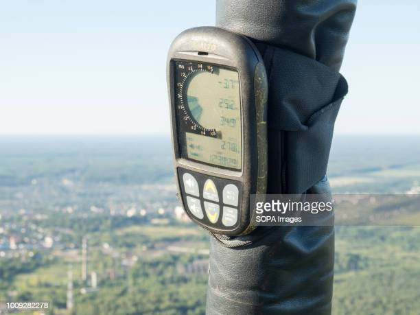 Altimeter used during the competitions The Aeronautics championship takes place in the Nizhny Novgorod region 14 teams from Russia and Germany...