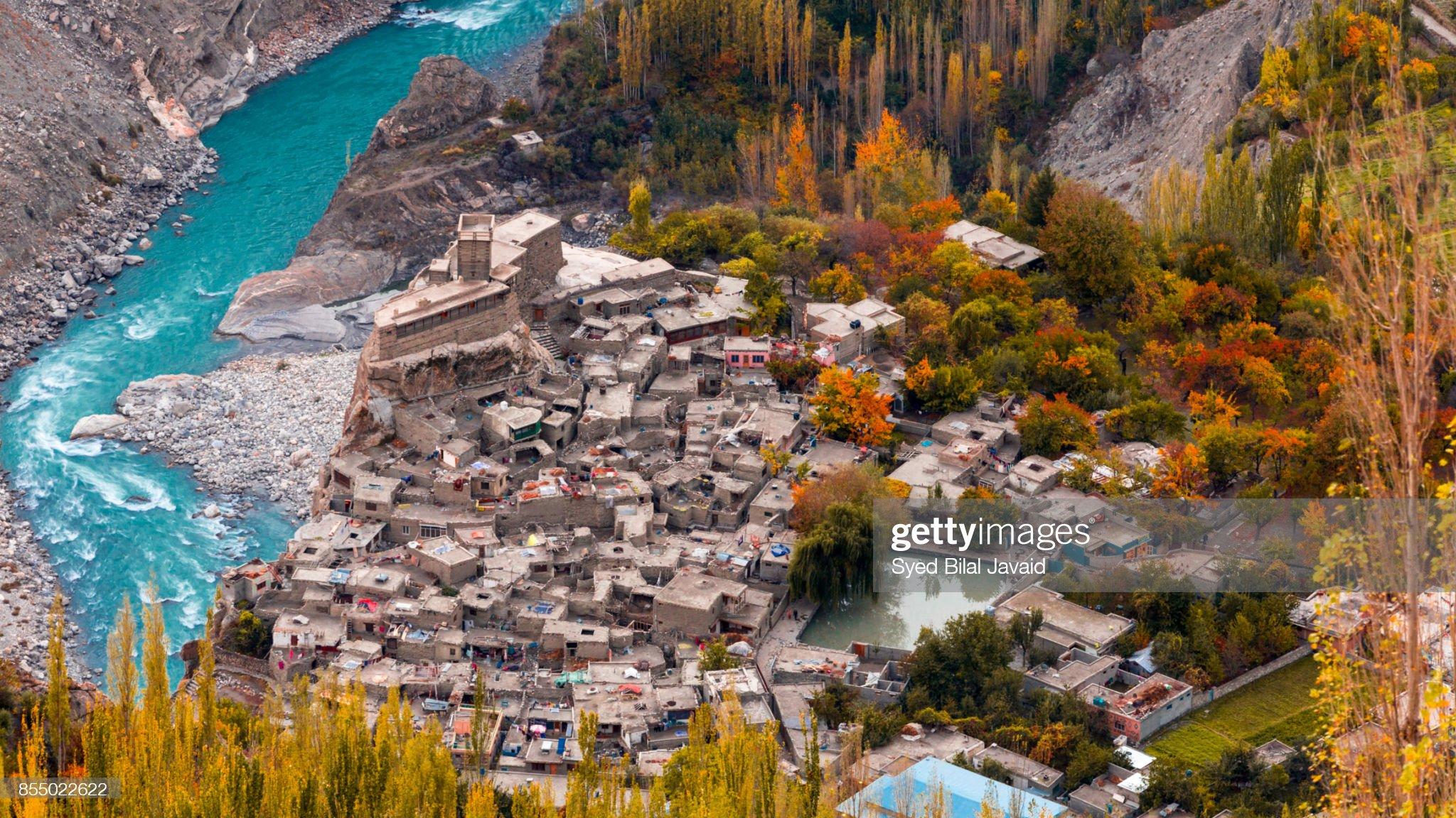 Altit Fort Hunza, Gilgit-Baltistan. Forts in Gilgit-Baltistan.