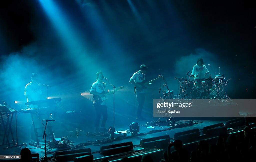 Alt-J performs at Arvest Bank Theatre at The Midland on October 29