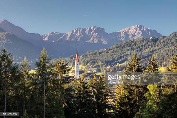 Alto Adige Provincia di Bolzano South Tyrol Val PusteriaValdaora