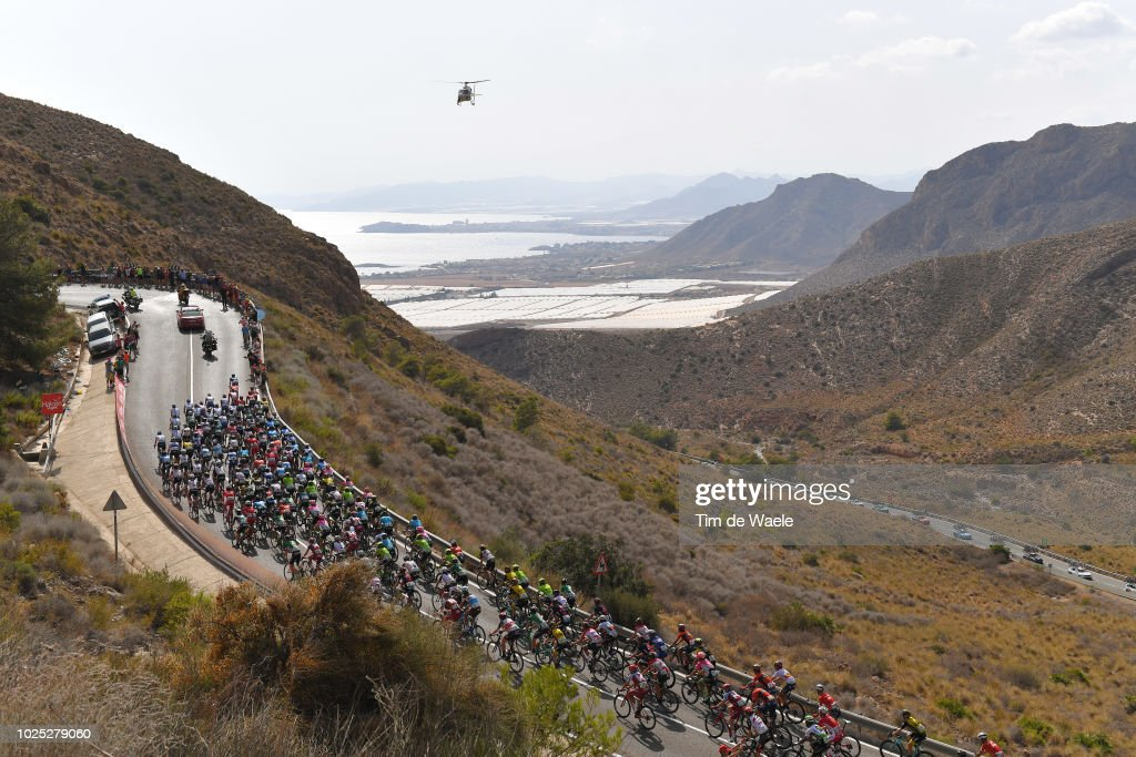 Cycling: 73rd Tour of Spain 2018 / Stage 6 : Nachrichtenfoto