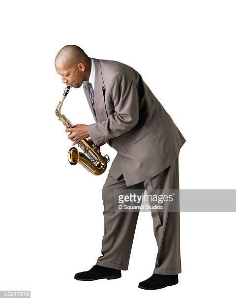 Alto Saxophonist