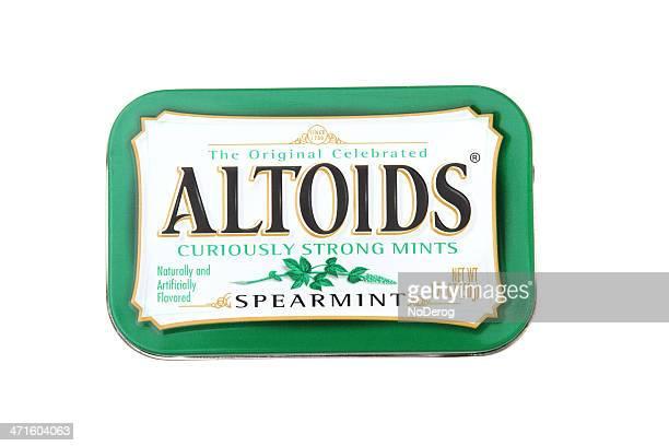 Altoids スペアミントミント