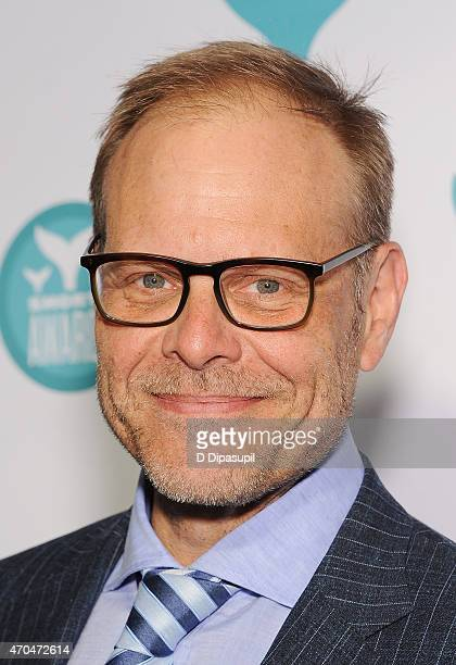 Alton Brown attends The 7th Annual Shorty Awards on April 20 2015 in New York City