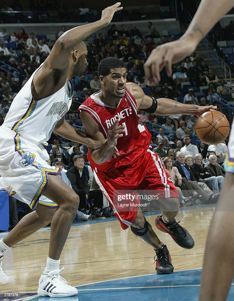 Rockets v Hornets : News Photo