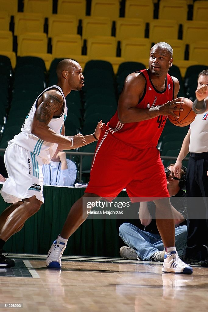 Rio Grande Valley Vipers v Sioux Falls Skyforce : News Photo