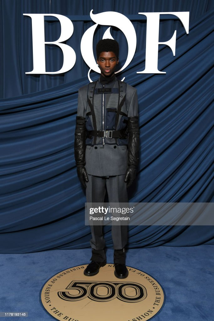 The Business Of Fashion Celebrates The #BoF500 2019 - Red Carpet Arrivals : News Photo