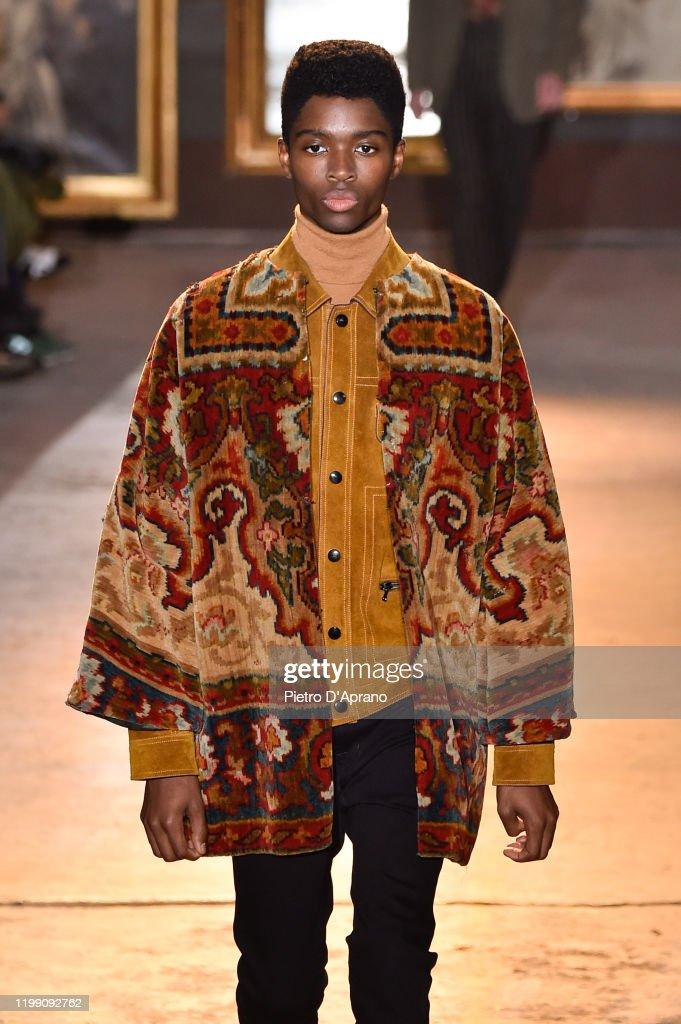Etro - Runway - Milan Men's Fashion Week Fall/Winter 2020/2021 : News Photo
