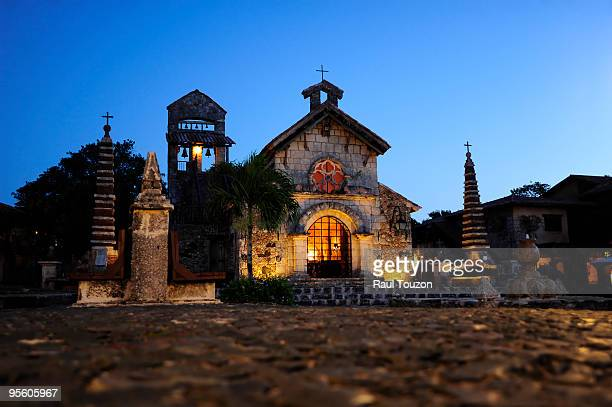 Saint Stanislaus Church and square.