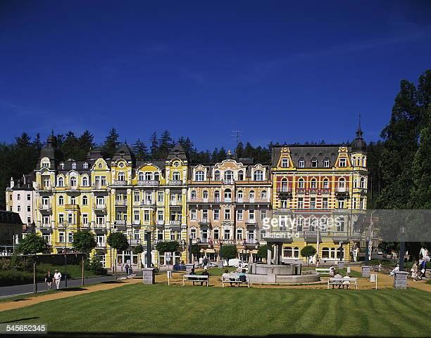 Altstadt Fassaden 2000