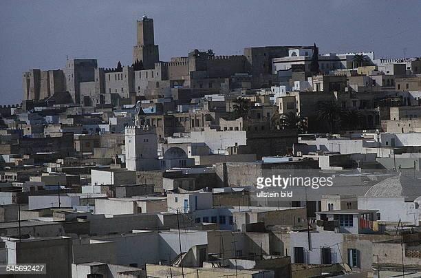 Altstadt und Kasbah in Sousse 1990