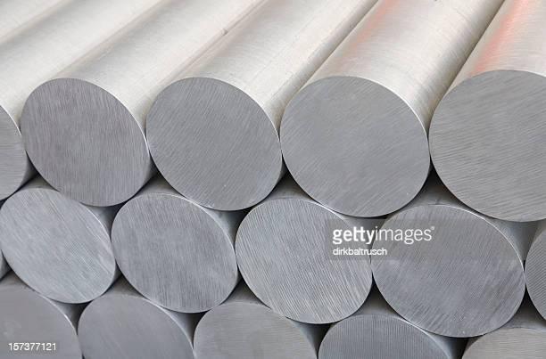 barres en aluminium