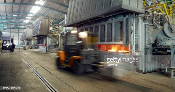 aluminium recycling and production - 2016 stock pictures, royalty-free photos & images