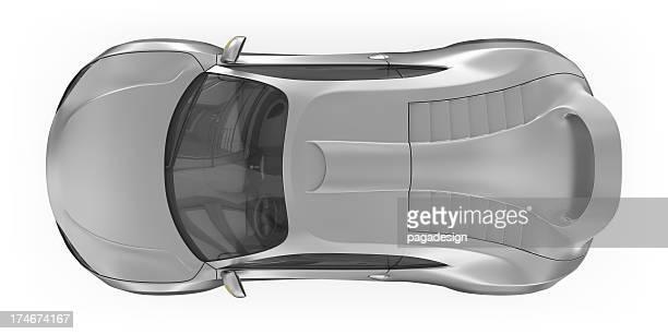 aluminium supercar